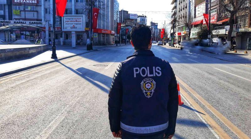 Sokak Kısıtlamasına 23 Nisan da Dahil Edildi, 3 Gün Oldu