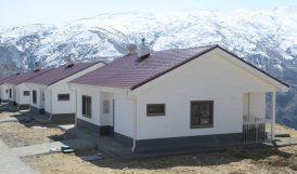 Kırsal Mahallelerde Villa Gibi Deprem Konutları
