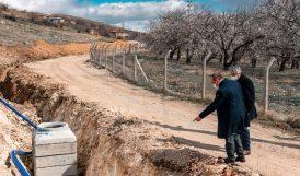 MASKİ'den Akçadağ'da 5 Mahalleye Alt Yapı