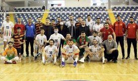 MBB Voleybol Takımı Sezonu Mağlubiyetle Tamamladı