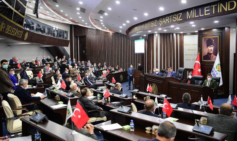 Bu da Malatya'nın Büyükşehir Meclisi.. Sultansuyu'ndan Tek Kelime Yok!