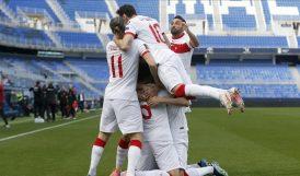 A Milli Takım Deplasmanda Norveç'i 3-0'la Geçti