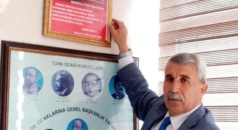 Türk Ocağı'ndan 'Andımız' Kararına Tepki