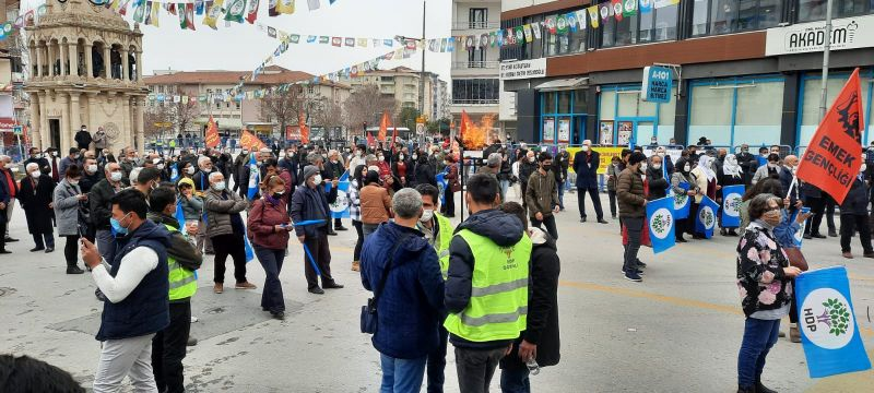 HDP'nin Nevruz Etkinliği