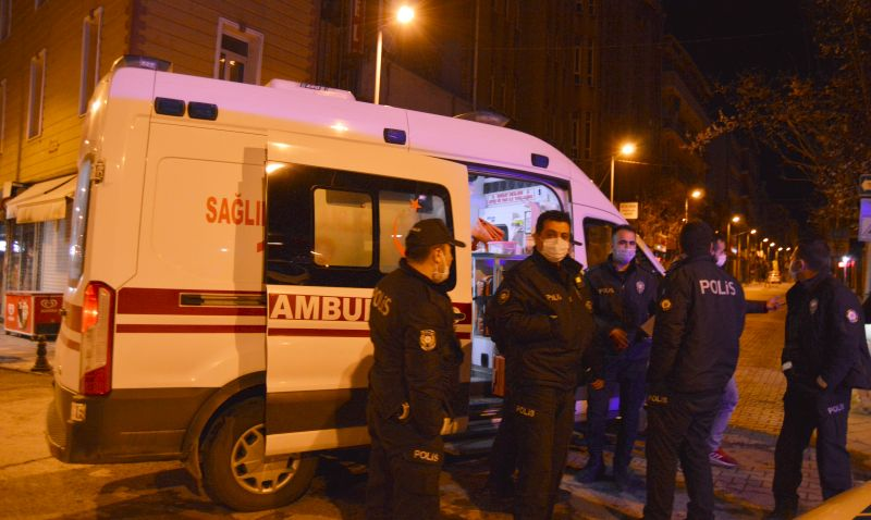 Polis Silahla Yaralanmış Şahsı Buldu, Ama..