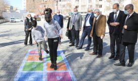 Battalgazi'de Öğrencilere Özel Oyun Alanları