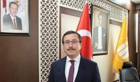 Rektör Prof.Dr. Kızılay Kalite Toplantısında
