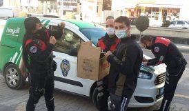 Kanadı Kırık Serçe İçin Polisten Yardım İstedi