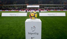 Süper Ligde 5 Haftalık Program Açıklandı