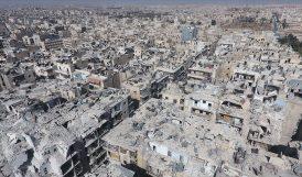 Suriye'deki İç Şavaşın Maliyeti 1,2 Trilyon Dolardan Fazla