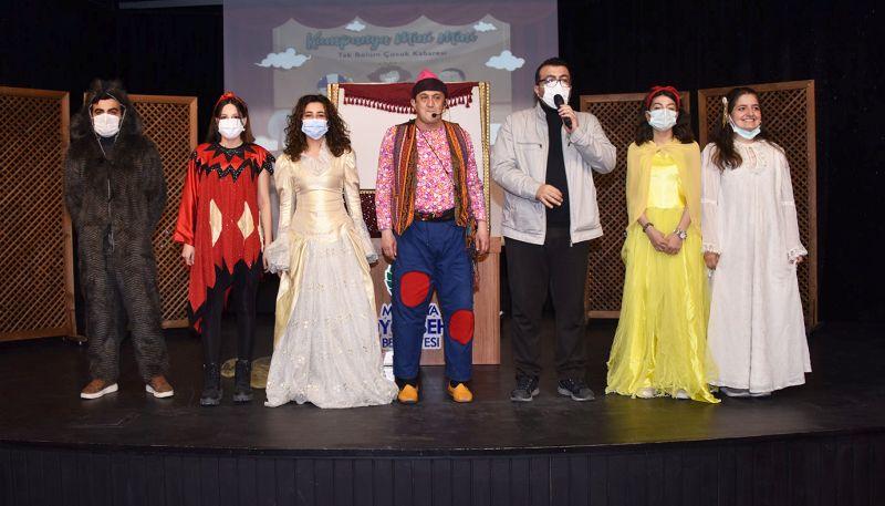 Malatya'da Dünya Tiyatrolar Günü