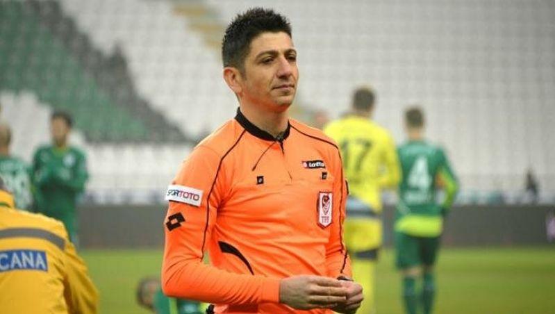 M.Başakşehir- Yeni Malatyaspor Maçının Hakemi