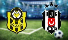 Yeni Malatyaspor, Salı Akşamı Beşiktaş'ı Ağırlayacak