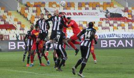 YMS, İyi  Oynadı Ama Beşiktaş'ı Geçemedi:0-1