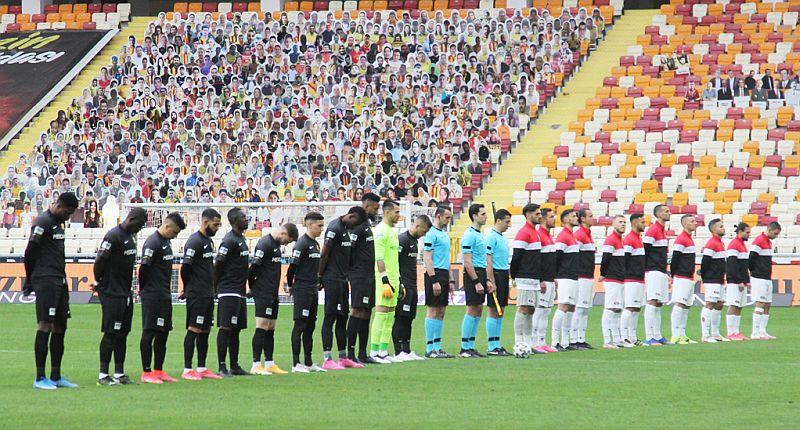 Yeni Malatyaspor'da Hangi Futbolcu Ne Kadar Oynadı?