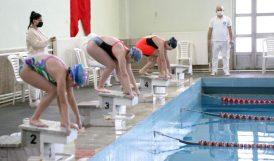 Yüzme Şenlikleri, Vize ve Baraj Geçme Yarışları Yapıldı
