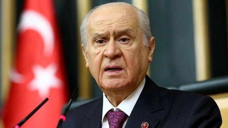 Emekli Amirallerin Bildirisine Bahçeli'den Çok Sert Açıklama
