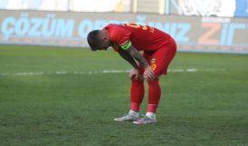 HYMS, Erzurum'da Uzatmada Yıkıldı:1-0
