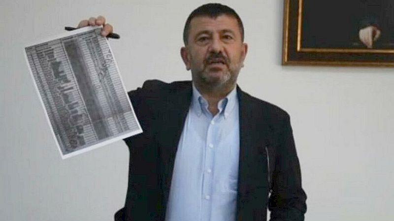 Ağbaba, Çınar'ın Bilmediği (!) Listeyi Açıkladı