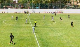 Süper U19 Ligi'nde YMS, Alanya İle Karşılaştı