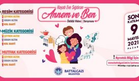 Battalgazi'de Anneler Günü Video Yarışması