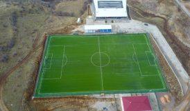 Arapgir'deki Spor Tesislerine Bakım