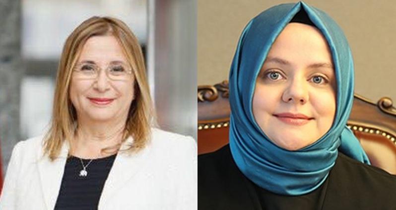 Kabinede İki Kadın Bakan Gitti, Biri Kadın Üç Bakan Geldi