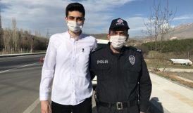 'Bir Daha Dünyaya Gelsem Yine Polis Olurum'