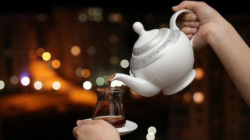 'Sıvı İhtiyacı İle Çay Tüketimini Karıştırmayın'