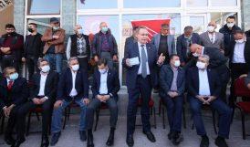 CHP'den 10 Kişilik Milletvekili Heyeti Malatya'da
