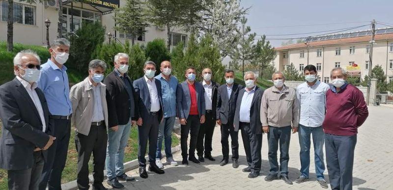 CHP'den Doğanşehir Belediyesi İçin Suç Duyurusu