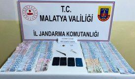 Sivas'ta Dolandırdılar Malatya'da Yakalandılar