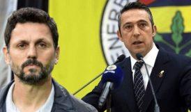 """Ali Koç: """"Bizi Buraya Erol Hoca Getirdi"""""""