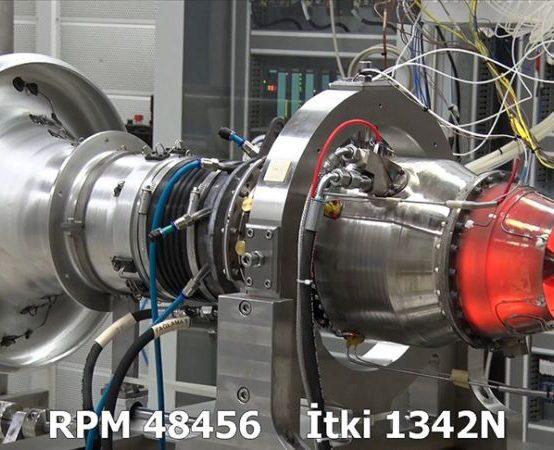 Türk Füze Motorundan Dünya Rekoru