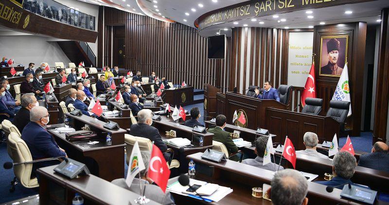 Gürkan Belediye Çalışanlarıyla Toplandı