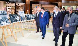 AVM'de Özal ve Hamido Fotoğrafları Sergisi