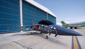Hürjet Uçağı Montaja Hazırlanıyor