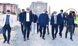 Bu da Çınar'ın Danışmanı!. 'İt Ürür Kervan Yürür..'