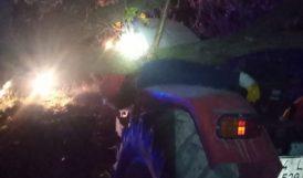 Kayısı Bahçesindeki Kaza Öldürdü