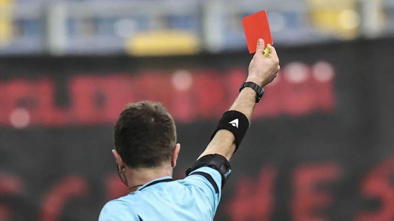 Süper Ligde Kırmızı Kartsız Takım Kalmadı
