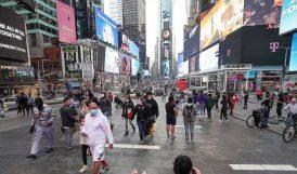 ABD'de Yeni Bir Korona Dalgası Riski