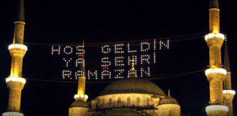 Ramazan Ayı Başladı..