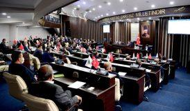Büyükşehir Meclisi Pazartesi Toplanıyor