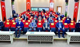 Yeşilyurt'ta Muhtar Akademisi Programı