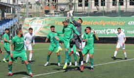 MYB, Alemdağspor'u 3-1'lik Skorla Geçti