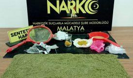 Narkotik'in Yakaladığı 5 Torbacı Tutuklandı
