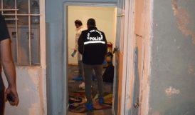 Eve Silahlı Baskın.. 1 Kişi Yaralandı