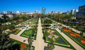 Yeşilyurt Belediyesi Park İhalesi Bingöl Firmasına