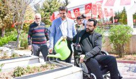 Şehit Polislerin Mezarlarına Ziyaret