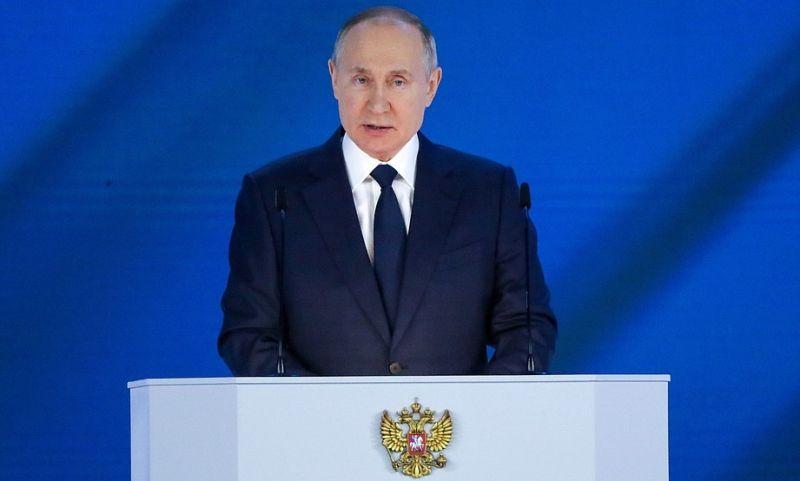 """Putin: """"Provokasyonlara Cevabımız Sert Olacak"""""""